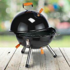 Haushalt International Haushalt 60331 Mini kogelgrill - zwart - 45 cm