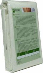Witte Sanamedi Q-Allergie Matrashoes 160x220x20 cm - anti-allergie - huisstofmijt en allergeenstof dicht.