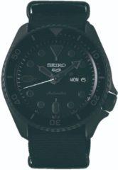 Seiko 5 Sports SRPD79K1 herenhorloge automaat zwarte wijzerplaat 42,5 mm