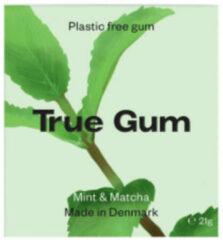 True gum Mint matcha 24 x 21 g