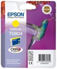 Epson T0804 - 7.4 ml - Gelb - Original C13T08044011