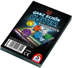 999 Games Clever Scoreblok 2 stuks Dobbelspel