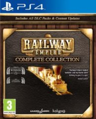 Kalypso Media Railway Empire Complete Collection - PS4