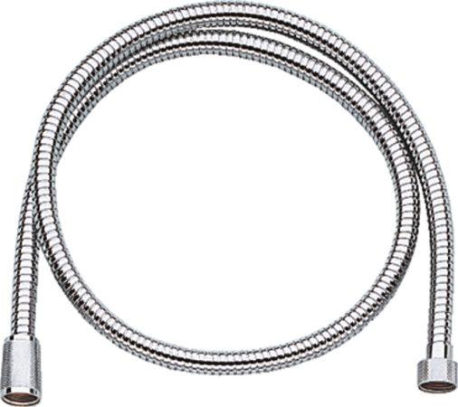 Afbeelding van GROHE RelexaFlex Metal Longlife doucheslang - 150 cm - Chroom