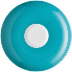 Blauwe THOMAS - Sunny Day Turquoise - Espressoschotel 12cm