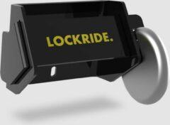Zwarte Lockride Original Black - Accuslot Bosch PowerPack voor o.a. Urban Arrow (incl. hangslot)