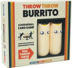 Asmodee Throw Throw Burrito (ENG) dodgeball card game