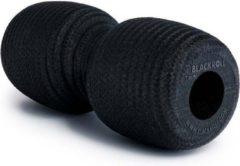 BLACKROLL® TWIN Foamroller - Zwart - dubbele foam roller met ribbel
