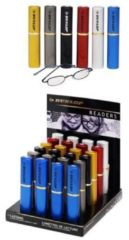 Massamarkt Leesbril verkrijgbaar in 6 kleuren