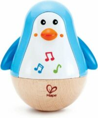 Hape Tuimelaar Pinguïn 12,5 Cm Blauw
