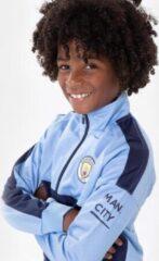 Lichtblauwe Manchester City trainingspak kids 20/21 - 164 - maat 164