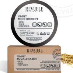 Revuele Vegan & Organic Night Nourishment 50ml.