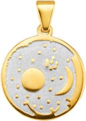 Goudkleurige Hanger Diemer Gold Geelgoudkleur