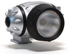 Zilveren Reflecta RAVL 100 LED videolamp