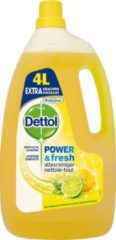 Dettol Allesreiniger Power & Fresh - Citrus - 4 liter