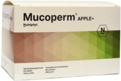 Nutriphyt Mucoperm apple+ (60 Vitamine