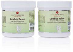 """Joachim Kaeser """"Leichte Beine"""" Pflegecreme - 2x 250 Ml"""