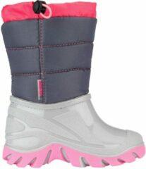 Winter-grip Wintergrip Snowboots - Unisex - grijs/roze