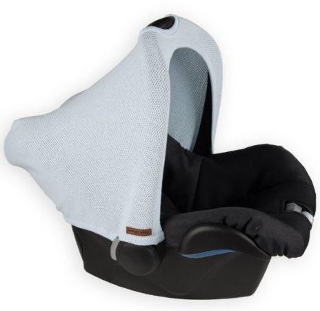Afbeelding van Blauwe Baby's Only Baby´s Only kap autostoeltje 0+ Classic poederblauw