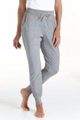 Coolibar - Casual UV broek dames - Grijs - maat XL