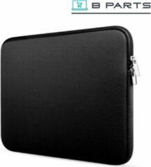 BParts - 15,6 inch Laptop sleeve - Beschermhoes laptop - Laptophoes - Zwart