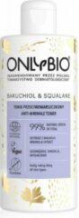OnlyBio Bakuchiol & Squalane anti-rimpel tonic voor het gezicht 300ml