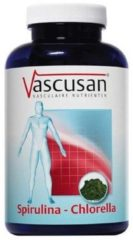 Vascusan Spirulina chlorella 500 Tabletten