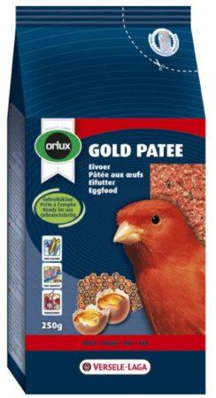 Afbeelding van Versele-Laga Orlux Gold Patee Rood - Vogelvoer - 250 g