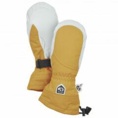 Hestra - Women's Heli Ski Mitt - Handschoenen maat 5, oranje/grijs