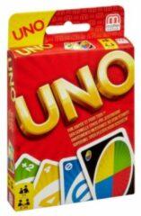 Mattel Uno Kaartspel 2-10 Spelers