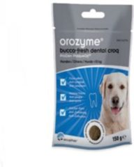 Orozyme Bucco-Fresh Dental Croq Groot 150 gr.