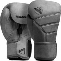 Hayabusa (kick)bokshandschoenen T3 LX-Slate Grijs 14oz