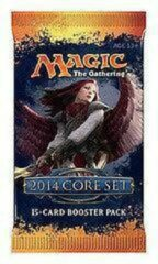 Wizards of the Coast Magic the Gathering: Magic 2014 - Booster