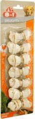 Gebr. De Boon 8in1 Delights kipkluiven - Hondensnack - XS - 7 stuks