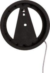 Zwarte NeXtime Light It Up - Licht unit - LED - Rond - Kunststof - Ø18.5 cm - Zwart