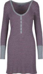 LingaDore 4011 HUSH Dress L/S - Maat L- Stripeprint