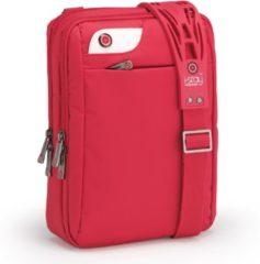 Falcon International Bags I-stay Launch notebooktas 30,5 cm (12'') Documententas Rood