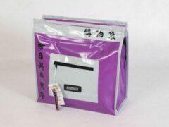 Mirage Nylon Shopper - Fietstas / Shopper - Paars
