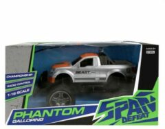 Transparante Basic Phantom Galloping RC Monster Truck 1:16