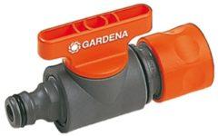Gardena Wasser Kupplung mit Regulierventil | 977-50