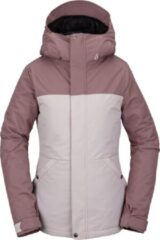 Volcom Bolt Insulated snowboardjas faded pink