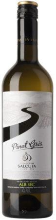 Afbeelding van Salcuta Select Range Pinot Grigio, 2019, Salcuta, Moldavië, Witte wijn