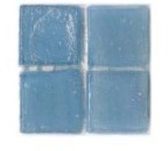 Blauwe Mozaiek tegel Sicis Natural Collection 30x30cm Eucalyptus