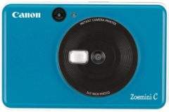Canon Zoemini C Polaroidcamera 5 Mpix Blauw