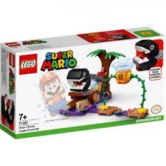LEGO Super Mario Uitbreidingsset: Chain Chomp Junglegevecht - 71381
