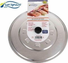 San Ignacio Aluminium spatdeksel 26 / 28 cm
