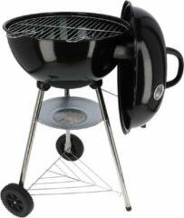 Gerimport Houtskoolbarbecue Horno 47 Cm Staal Zwart