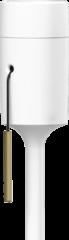 Witte Frame staande lamp Cham (incl. fitting), VITA Copenhagen