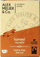 Kaneel Theezakjes Grote verpakking 60 stuks 2 gram Alex Meijer