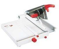 Snijmachine Ideal 1038 A4 Aantal paginas A4 80 g/m² (max): 43 vel Aantal paginas A4 70 g/m² (max): 50 vel